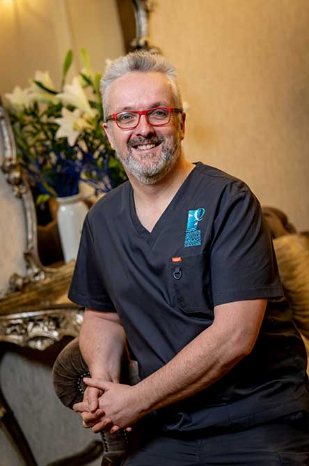 peter hughes - dental implants at quayside dental lderry