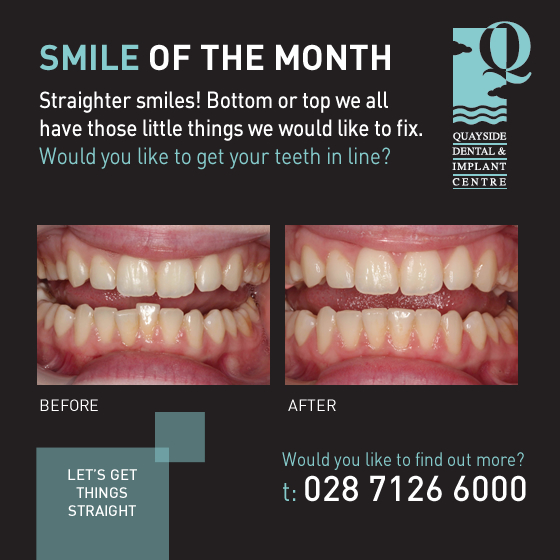 smile of the month september 2016
