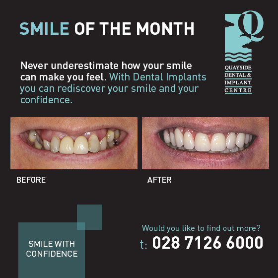 smile of the month April 2017