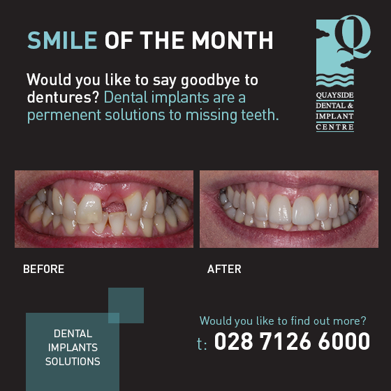 smile of the month december 2017