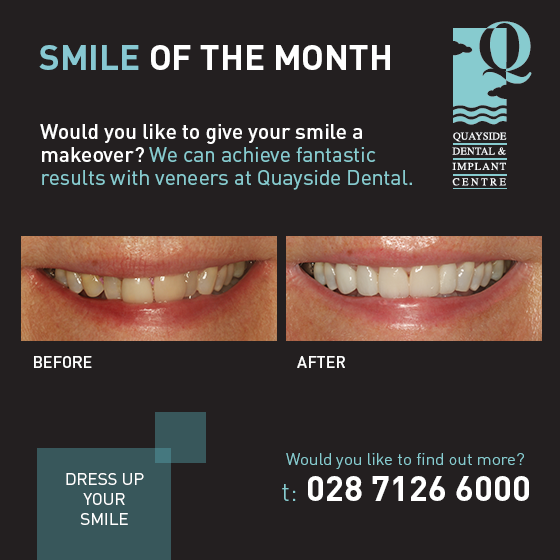 smile of the month March 2017