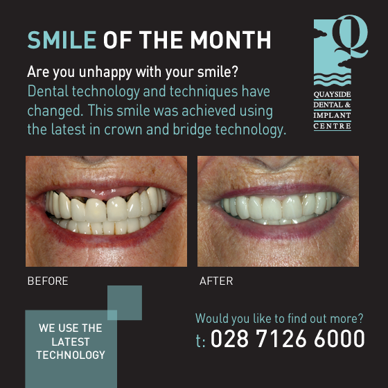 smile of the month july 2016