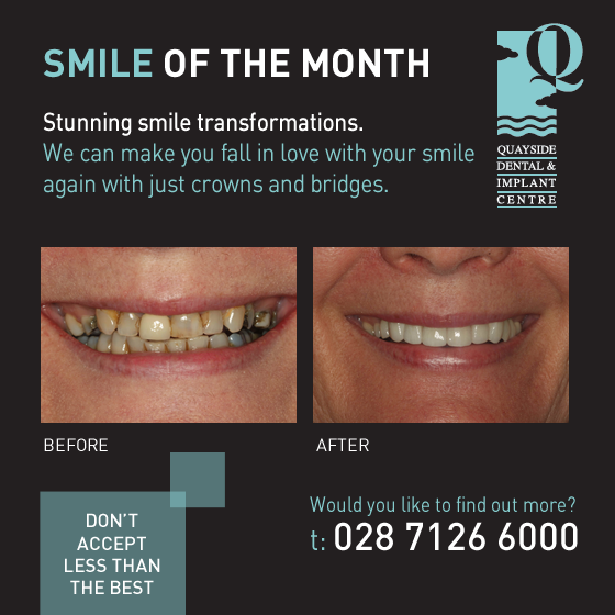 smile of the month may 2016