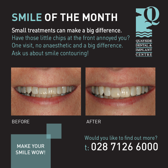 smile of the month march 2016