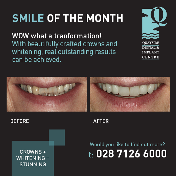 smile of the month october 2017