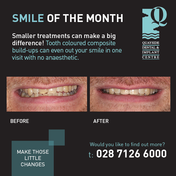 smile of the month september 2017